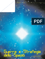 guerra e strategia dello spazio