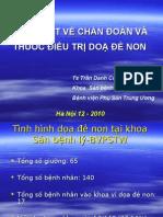 Cap Nhat Dieu Tri Doa de Non 8088
