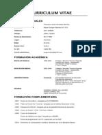 Curriculum Francisco Gonzalez (2)