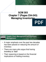 Chapter 7 Fundamentals of Inventory