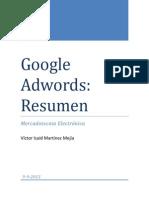 Resumen Google Adwords