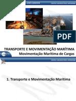 Aula 5 - Transpote e Movimenta+º+úo Mar+¡tima