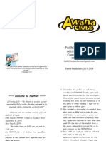 Parent Guideline 13-14