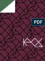 versão issuu - KAOS - a música reside no kaos de philippe wollney