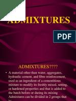 Concrete Admixtures....