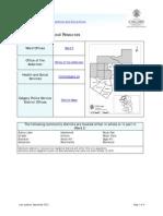 Ward 2 Profile