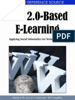 Web 2.0-Based E-Learning (Livro)