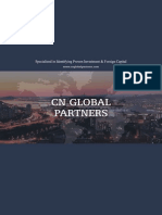 CN GLOBAL PARTNERS EB-5 Funding Solutions