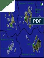 War Over Zephyrus Map