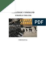 Strategic Command Manual