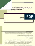 LA ECONOMÍA PERUANA EN EL CONTEXTO DE LA CRISIS GLOBAL