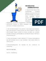 Atos Administrativos Prof. Gustavo Oliveira