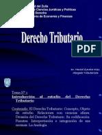 Derecho Tributario Tema 1