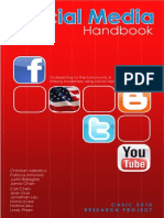 """""""The Social Media Handbook"""" (CAUSE Leadership Academy 2010 Group Research Project)"""