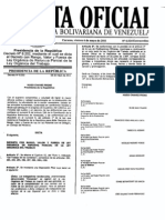 Decreto 8202 Ref de La Ley Organica Del Trabajo