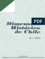 Dimensión histórica en Chile