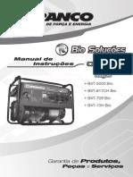 Manual usuário  biogas
