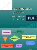 Sistemas Integrados y Erps
