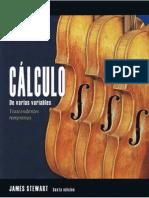 Cálculo de Varias Variables (Stewart) - 6º Edición