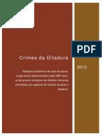 Relatorio Crimes Ditatura Completo