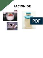 Elaboracion Yogurth Ind