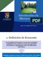 1. Introduccion a La Micro