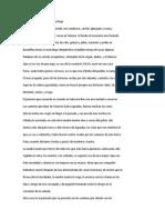 ARRIERO DE CORAZÒN monólogo
