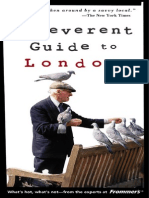 (Irreverent Guides) Donald Olson-Frommer's Irreverent Guide to London-Frommer's (2004)