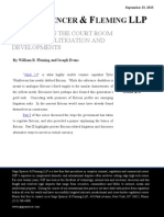 Bitcoiners in the Courtroom Part II