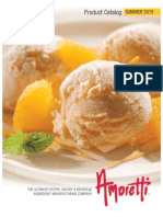 Amoretti Product Catalog