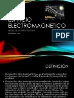 Espacio Electromagnetic o