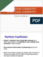 Partition Coefficient Edited