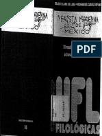 Modernismo, Cinco Revistas, Clark y Curiel