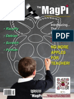 The MagPi Issue 1 En