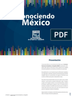 INEGI, conociendo México