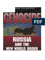 A Genocide - Russia and the New World Order 1999