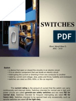 Building Utilities Switches
