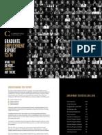 graduate report for conestoga college 2012