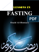 24 Lessons in Fasting