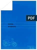 VESPINO F9 Manual de Taller
