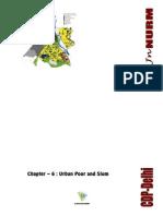 Urban Poor and Slum
