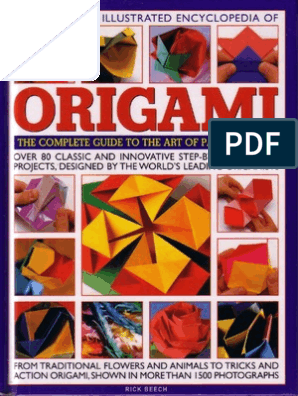 Origami Craft Archives - Origami Guide | 396x298