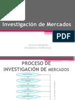 Investigacion de Mercados Defincicion Del Problema