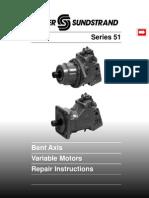 Series 51 Motor Repair Manual