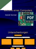 Bauteile Eines Computers