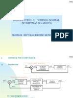 Control Digital de Sistemas Dinamicos