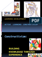 1. Learning Development Construcivism.