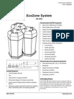 EcoZone System Manual ME 6668