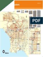 Mapas Rutas Los Angeles