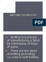 Knitting Technology